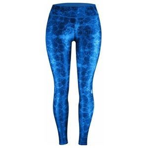 Pelagic Womens Maui Hex Blue Leggings